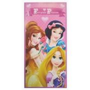 Πετσέτα θαλάσσης Princesses Disney