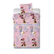 Σετ σεντόνια παιδικά μονά Minnie mouse, Disney