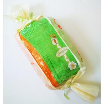 Μπουρνούζι βρεφικό σε 3 χρώματα