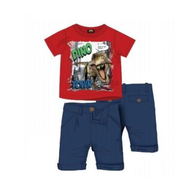 Μπλούζα & βερμούδα βρεφική/παιδική 7324