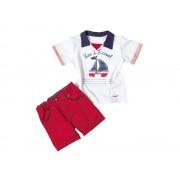Βρεφικό/παιδικό σετ μπλούζα και σορτσάκι 8820