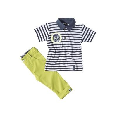 Βρεφικό/παιδικό σετ μπλούζα και παντελόνι 8860