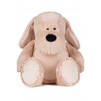 Λούτρινο σκυλάκι με προσωποποιημένο κέντημα TD052
