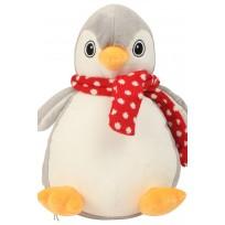 Λούτρινο πιγκουίνοςμε προσωποποιημένο κέντημα TD566