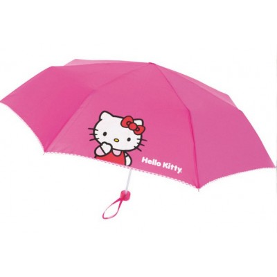 Ομπρέλα παιδική 53cm Hello Kitty