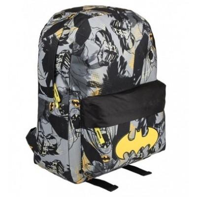 Τσάντα δημοτικού 40cm Batman