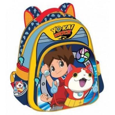 Σχολική τσάντα πλάτης 31cm YO-KAI WATCH