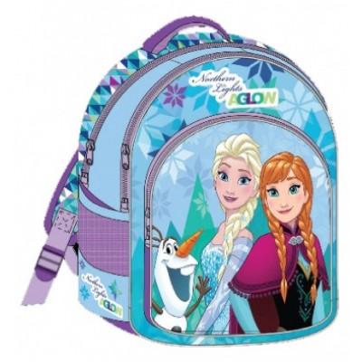 Τσάντα σχολική 43cm Frozen Disney
