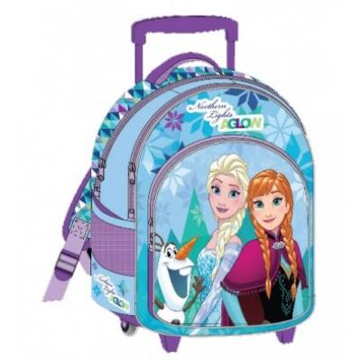 Τσάντα τρόλεϊ δημοτικού 43cm Frozen Disney