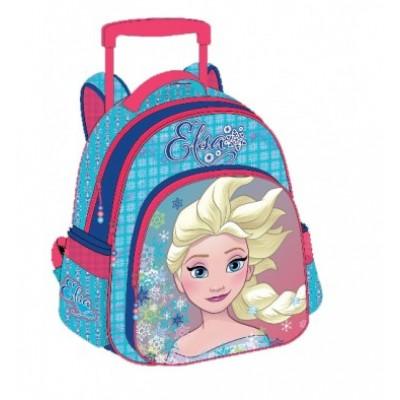 Τσάντα δημοτικού τρόλεϊ 43cm Frozen Disney