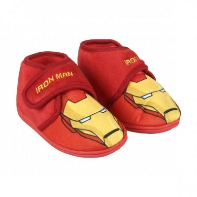 Παντόφλες παιδικές IRON MAN 2300003323