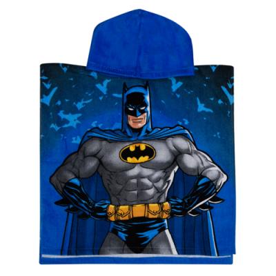 Πόντσο παιδικό θαλάσσης Batman WB62001_2