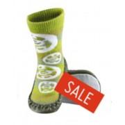 Κάλτσες βρεφικές με δερμάτινη σόλα Soxo 0187_g